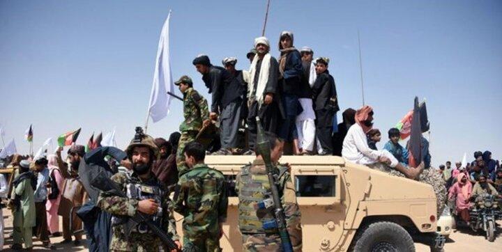 تسلط طالبان بر دو سوم مرزهای افغانستان با تاجیکستان
