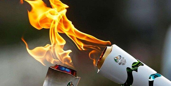 آغاز آخرین مرحله حمل مشعل المپیک در توکیو