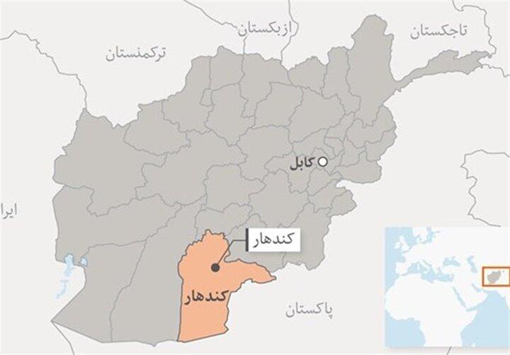 دفع حملات طالبان برای ورود به قندهار
