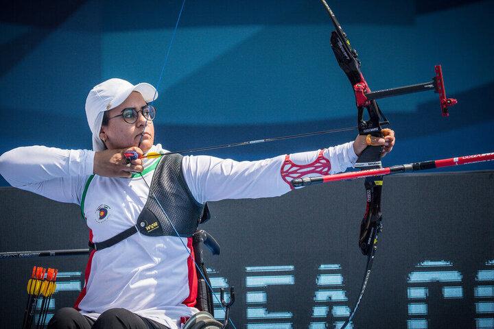 زهرا نعمتی به فینال قهرمانی جهان راه یافت