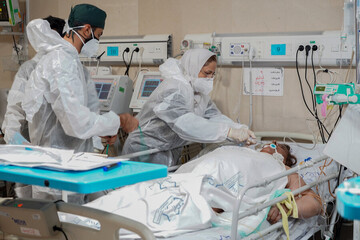 شیوع کرونای هندی در ۴ استان ایران شروع شد