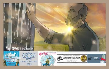 حضور انیمیشن «نهنگ سفید» در ۵ جشنواره بینالمللی