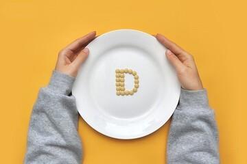 علت کمبود ویتامین D در بدن چیست؟ / عکس