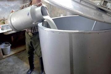 قیمت جدید برای شیرخام تصویب شد
