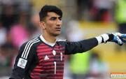 یک تیم ایرانی به دنبال جذب بیرانوند به قیمت ۱۸ میلیارد تومان