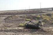 واژگونی مرگبار خودروی مهاجران در مرز ترکیه و ایران / ۱۲ نفر جان باختند