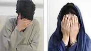بازداشت یک زن که کرج را به هم ریخته بود
