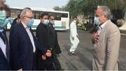 نمکی به سیستان و بلوچستان رفت