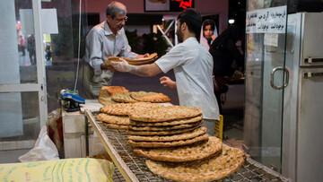 نانوایان خواستار افزایش ۱۰۰ درصدی قیمت نان شدند!