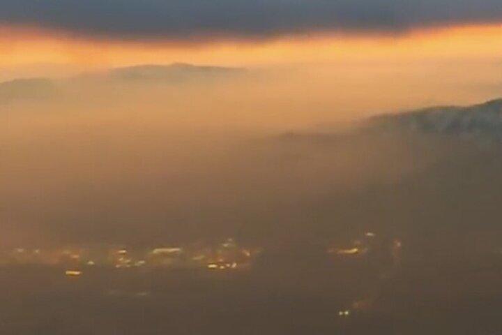 خبر بد برای همه تهرانیها؛ کیفیت هوا به شرایط بسیار ناسالم رسید!