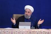 قرار گرفتن برجهای تهران روی گسل از زبان رییس جمهور / فیلم