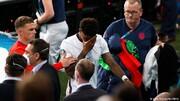 توهین نژادپرستانه به فوتبالیستهای رنگینپوست انگلیس پس از باخت