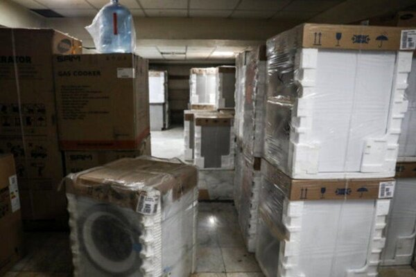 رشد ۳۴ درصدی صادرات لوازمخانگی