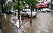گزارش آب و هوا ۲۲ تیر ۱۴۰۰ / هشدار درباره وقوع سیلاب ناگهانی در ۱۱ استان
