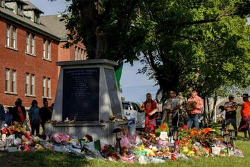 کشف چهارمین گور دستهجمعی کودکان بومی در کانادا