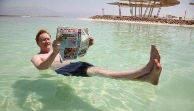 دریای مردگان کجاست؟ / دانستنیهایی درباره بحر میت