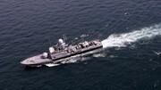 حضور ناوگروه دریایی ارتش ایران در رزمایش بزرگ روسیه