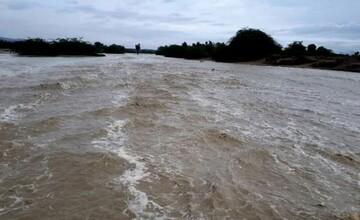 مرگ دردناک دختربچه ۱۰ ساله در رودخانه شهرستان سرباز