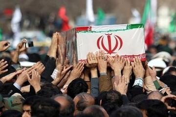 پیکر ۴۳ شهید دفاع مقدس به کشور بازگشت