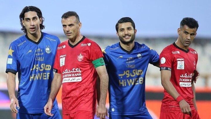 حضور سیدجلال حسینی و آل کثیر در لیست پرسپولیس