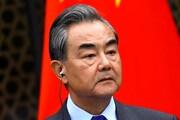 سفر وزیر خارجه چین به سوریه