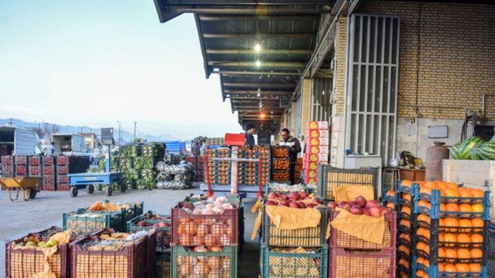 کاهش نسبی قیمت میوهها در بازار