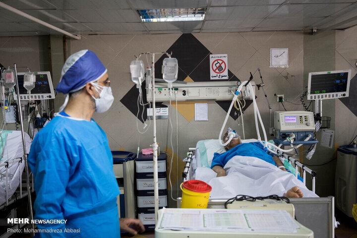با فوت ۱۱ بیمار دیگر مجموع جانباختگان کرونا در البرز به ۴۴۱۳ نفر رسید