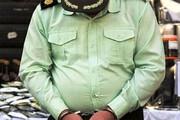 دستگیری سرگرد قلابی در غرب تهران / فیلم