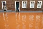 آمار جان باختگان سیل در آلمان اعلام شد
