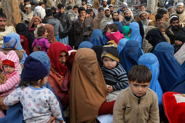 قرقیزهای افغان به تاجیکستان گریختند