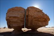 روش جالب مرد سنگ شکن برای شکستن سنگهای غول پیکر / فیلم
