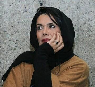 گریم متفاوت عاطفه رضوی در «خاتون» / عکس