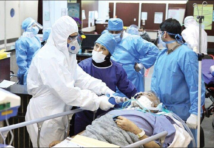 تختهای بیمارستانهای تهران در حال پر شدن است / بیش از ۵۰۰ بیمار کرونایی در اورژانسها منتظر بستری شدن هستند