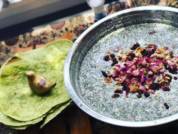 نحوه درست کردن آب دوغ خیار، غذای محبوب روزهای گرم سال
