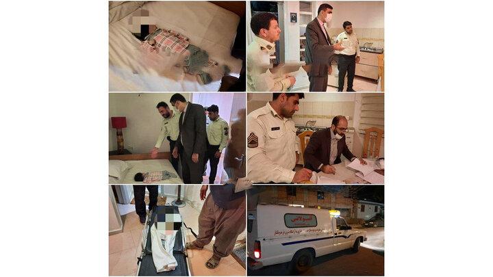 کشف جسد نوزاد ۲ ماهه تهرانی در خانه ویلایی شمال! / عکس