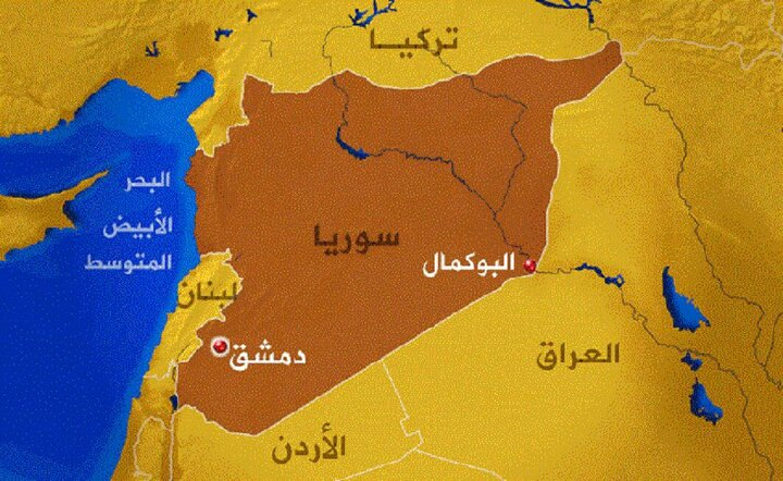 شنیده شدن صدای انفجار در نزدیکی مرزهای عراق و سوریه