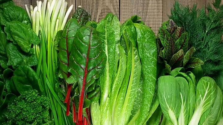 تقویت عضلات با مصرف این سبزیجات