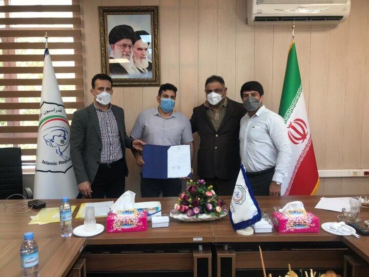 معرفی اعضای کادرفنی تیم جودوی امید ایران