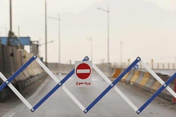 ورود خودروهای غیربومی و مسافر به قشم ممنوع شد