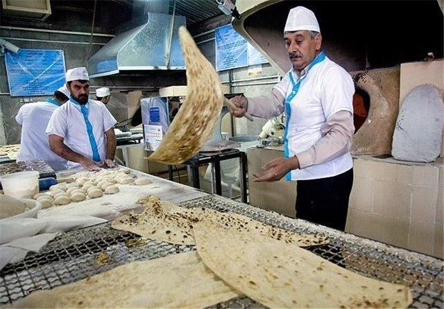 نرخ مصوب انواع نان اعلام شد / سنگک ۳۰۰۰ تومان
