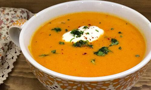 دستور پخت سوپ عدس؛ غذای مناسب و مفید برای بیماران کرونایی