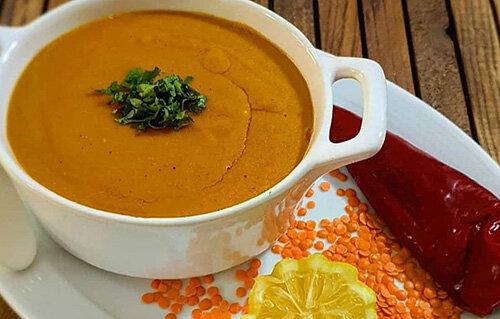 طرز تهیه سوپ عدس برای بیماران مبتلا به کرونا