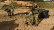 رزمایش مشترک ازبکستان، روسیه و تاجیکستان در نزدیکی مرز افغانستان