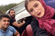 نوید محمدزاده با فرشته حسینی ازدواج کرد / عکس حلقه ازدواج میلیاردی