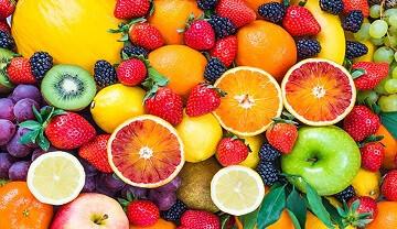 کالری میوههای مختلف و تاثیر آن بر رژیم غذایی