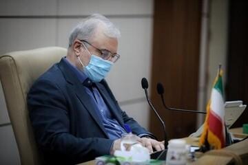 وزیر بهداشت از نیروی انتظامی درخواست کمک کرد