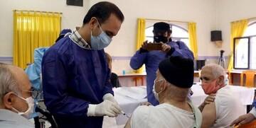وزارت کشور درباره معطلی مردم در صف واکسن به وزارت بهداشت نامه نوشت