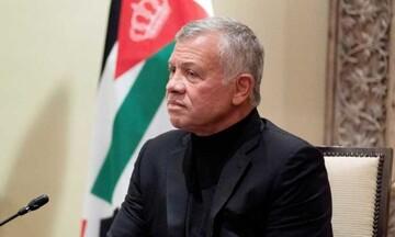 میزبانی بایدن از پادشاه اردن در کاخ سفید