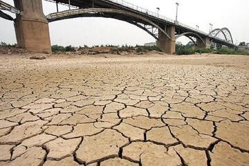 علت کمآبی خوزستان چیست؟ / عکس