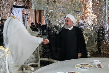 روحانی: چالش اساسی منطقه نظامی گری برخی کشورهاست